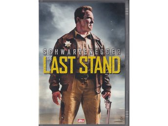 The Last Stand 2012 DVD (Hyr)