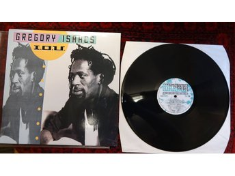 Gregory Isacs, I.O.U. Från 1989, Greensleeves Records.Ltd, GREL136. Reggae.