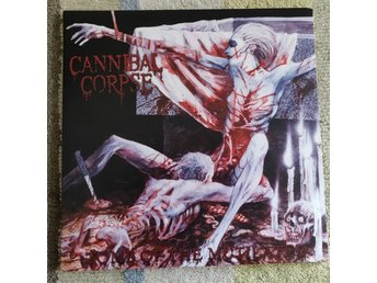 Cannibal Corpse - Tomb of the Mutilated (purple vinyl)