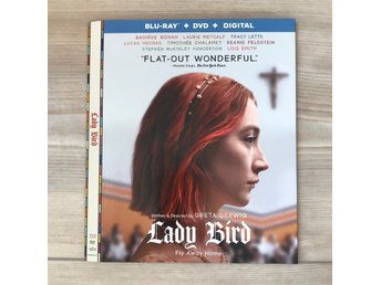 Lady Bird Blu ray Slipcover (BARA SLIPCOVER)
