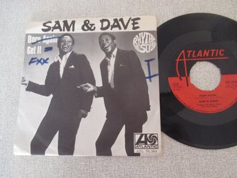 "Sam & Dave ""Born Again/Get It"""
