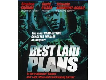 Best Laid Plans (Blu-ray) Action med Stephen Graham