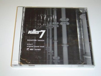 Killer 7 Original Soundtrack Musik *NYTT*