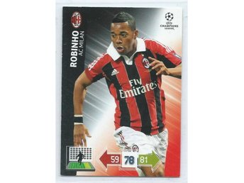 ROBINHO  - MILAN - CHAMPIONS LEAGUE 2012-2013