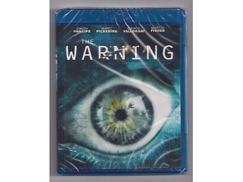 BLURAY - THE WARNING ny o inplastad