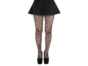 COBWEB STRUMPBYXOR / TIGHTS  56-60 6XL-8XL