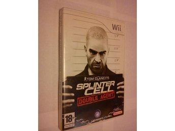 Wii: Tom Clancy's Splinter Cell - Double Agent