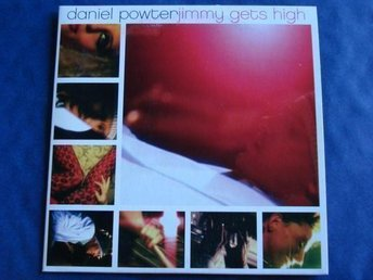 Daniel Powter - Jimmy gets high, 2tr CDS - Ny!