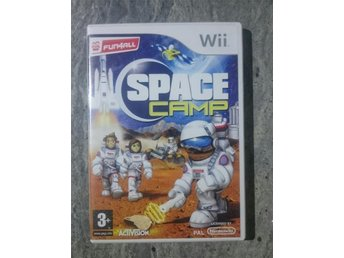 Space Camp - Nintendo Wii