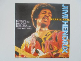 VINYL LP JIMI HENDRIX     PURPLE HAZE