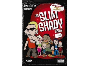 "The Slim Shady Show ""  DVD , Ny inplastad"