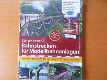 Die schönsten Bahnstrecken für Modellbahnanlagen - Kungsbacka - Die schönsten Bahnstrecken für Modellbahnanlagen - Kungsbacka