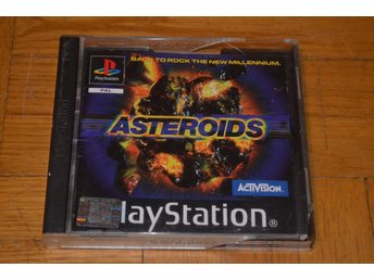 Asteroids - Playstation PS1