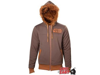 Star Wars Chewbacca Reversible Hoodie Brun (Medium)