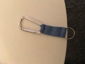 Karbinhake med rem och ring 5 stycken - Skarpnäck - Karbinhake med rem och ring 5 stycken - Skarpnäck