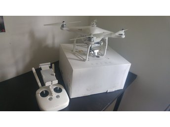 DJI Phantom 3 pro defect kamera