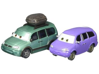 Mini och Van - Disney Cars 3 - Bilar