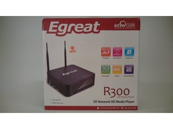 Egreat R300 Pro Android media player