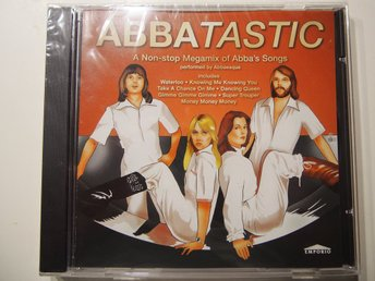 ABBA TASTIC. MEGA MIX OF ABBAS SONGS.