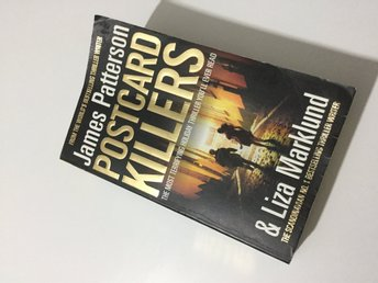 Postcard killers by James Patterson!!