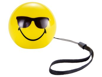 SMILEYCOOL Bluetooth högtalare officiellt licensierad Ø 6 cm