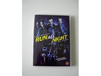 DVD. -RUN ALL NIGHT- LIAM NEESON. ACTION/CRIME. FINT SKICK.