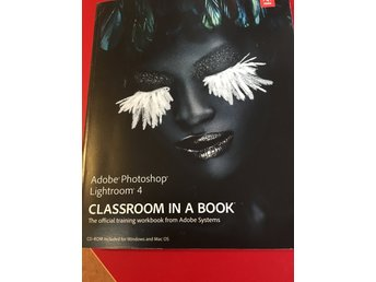 Fotobok Adobe Photoshop Lightroom 4 Classroom in a Book