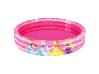 Bestway Princess Lek Pool 3-ring 1,22m