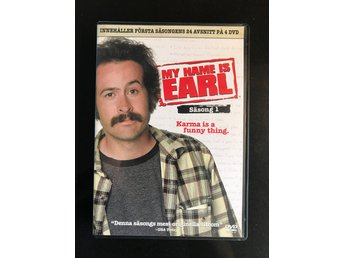 My name is Earl - Säsong 1 - DVD box