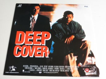DEEP COVER (Laserdisc) Larry Fishburne