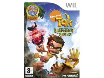 Tak and the Guardians of Gross - Wii - Komplett