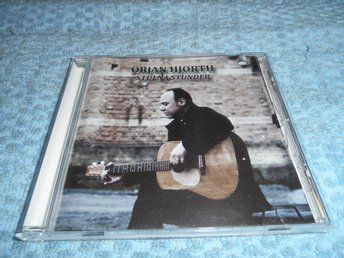 Örjan Hjorth - Stulna stunder (CD)  NM/EX