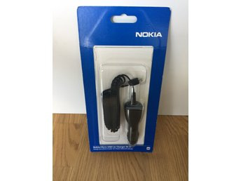 NY/OÖPPNAD, Billaddare Nokia Micro-USB Car Charger DC-6