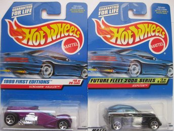 Leksaker Hot Wheels Cars Bilar Mattel - 2st Hot Wheels  - HWB 28