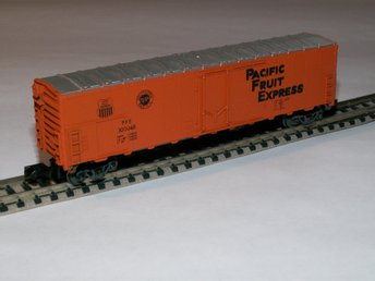USA GODSVOGN  - PACIFIC FRUIT EXPRESS