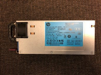 HP Hewlett Packard Switching Power supply. DPS-460 MB A, 656362-B21 - 460W