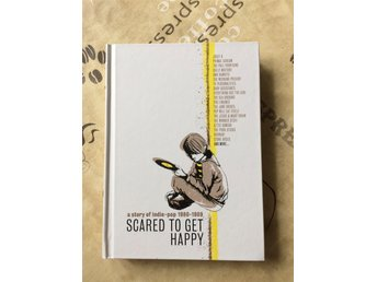 Scared To Get Happy (A Story Of Indie-Pop 1980-1989) 5cd-box med indie