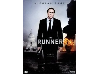 DVD - The Runner (2015) (Beg)