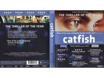 Catfish 2010 Blu-ray (Hyr)