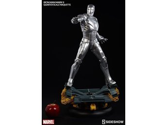 Ironman mark ll maquette 1/4 scale Sideshow hot toys premium