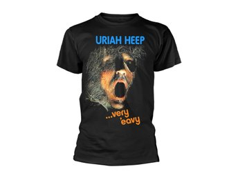 Uriah Heep Very 'Eavy  T-Shirt Medium