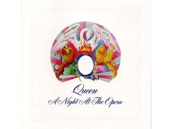 Queen: A night at the opera 1975 (2011/Rem) (CD)