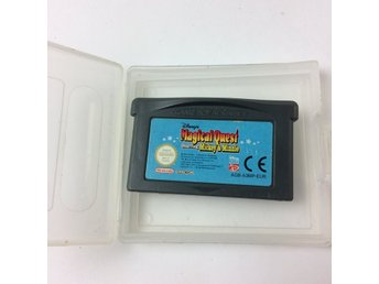 Nintendo Gameboy, Game Boy Advance Spel