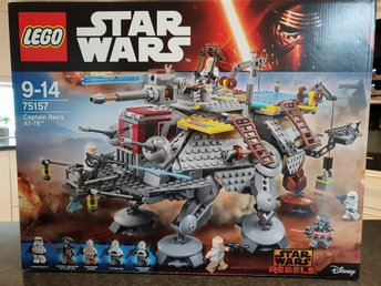 Ny Oöppnad LEGO Star Wars 75157 Captain Rex's AT-TE
