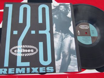 "CHIMES THE - 1-2-3 12"" 1989 UK"