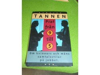Deborah Tanner - Prat från 9 till 5 om kvinnors och mäns - Norsjö - Deborah Tanner - Prat från 9 till 5 om kvinnors och mäns - Norsjö