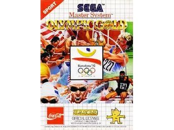 Olympic Gold - Master System