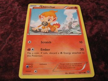 CHIMCHAR HP60 18/114 (STEAM SIEGE)
