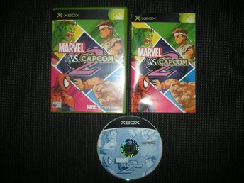 Xbox Marvel VS Capcom 2