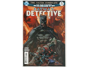 Detective Comics # 947 NM Ny Import